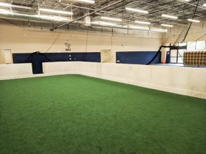 all sports kids indoor turf facility