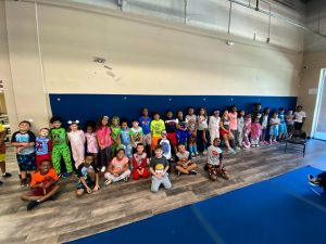 all sports kids summer camp activities