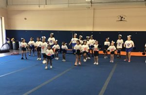 all sports kids youth cheerleading