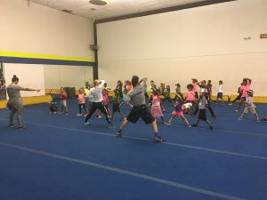 all sports kids coaches karate