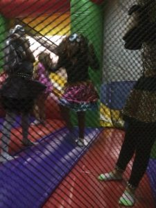 all sports kids bounce house