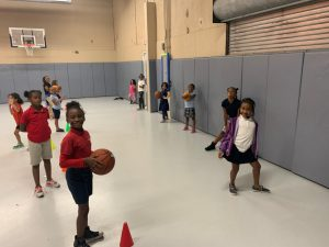 all sports kids basketball fun