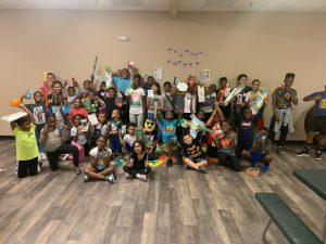 all sports kids summer camp fun
