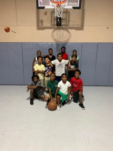 all sports kids basketball class