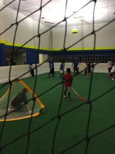 all sports kids indoor hockey facility